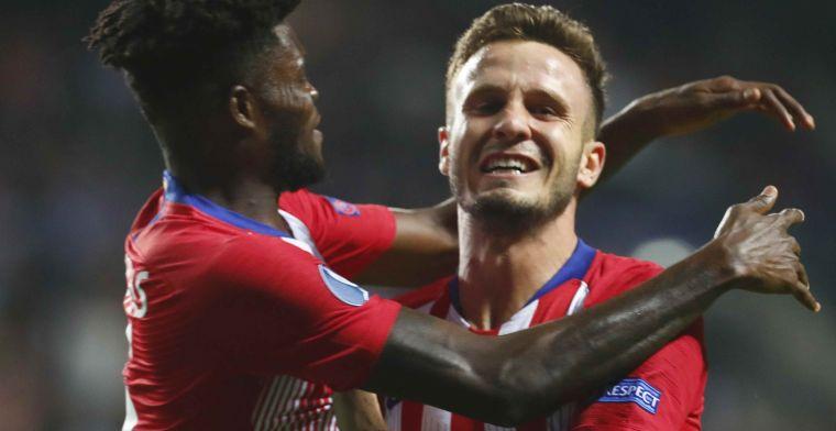 Saúl considera clave comenzar la temporada ganando la Supercopa