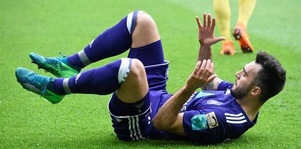 'Anderlecht-speler weigert andere eersteklasser en lijkt op weg naar de B-kern'