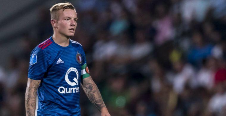 Geloof in kansen Feyenoord tegen Trencin: 'Maar dan moet het snel gebeuren'