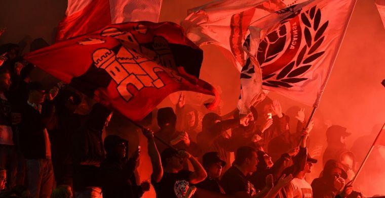 Antwerp-fans hebben duidelijke boodschap voor Club: 'Jullie moeten dood!'