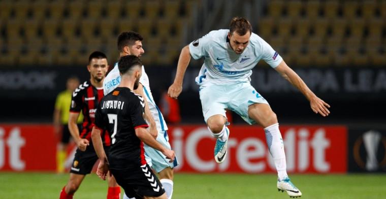 Zenit presteert onmogelijke en poetst 4-0 nederlaag weg met 8-1 overwinning