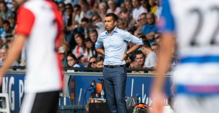 Van Bronckhorst verklaart keeperswissel: 'Dat is voor Kenneth geen probleem'