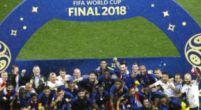 Imagen: El primer ranking FIFA después del Mundial de Rusia