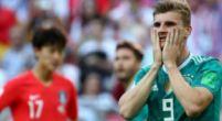Afbeelding: Duitsland maakt vrije val in nieuwe FIFA-ranking, Frankrijk nieuwe nummer één