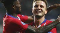 Imagen: Saúl considera clave comenzar la temporada ganando la Supercopa