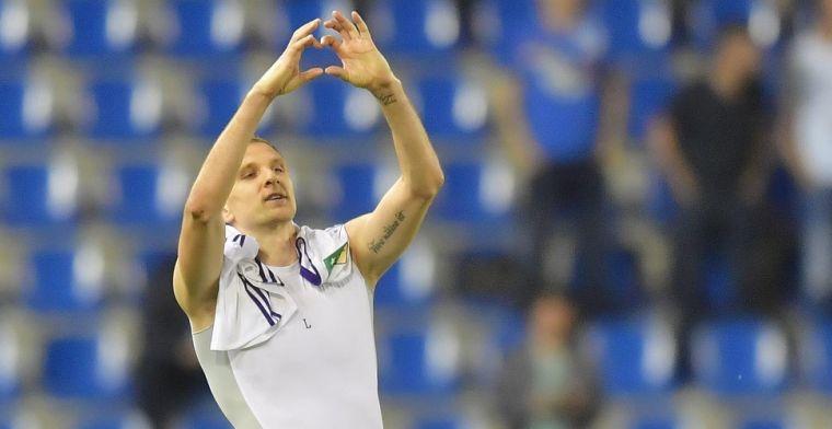 OFFICIEEL: Technisch directeur en Bayat kondigen transfer Teodorczyk aan