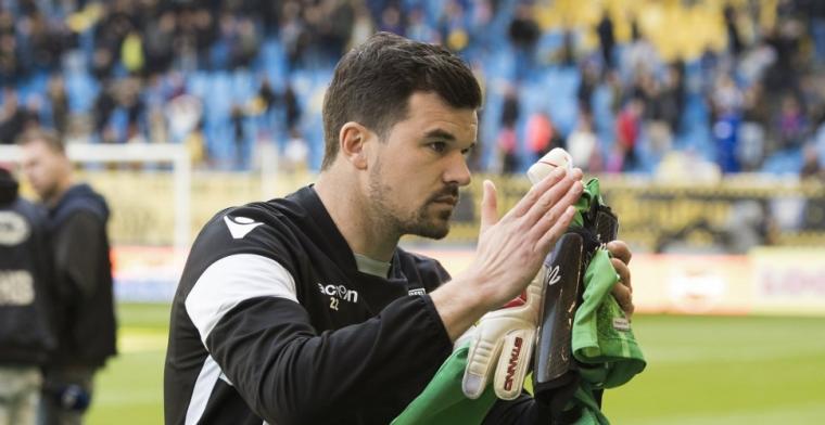 Velthuizen (31) duikt op in Eredivisie: 'Dan bepaald of het vervolg krijgt'