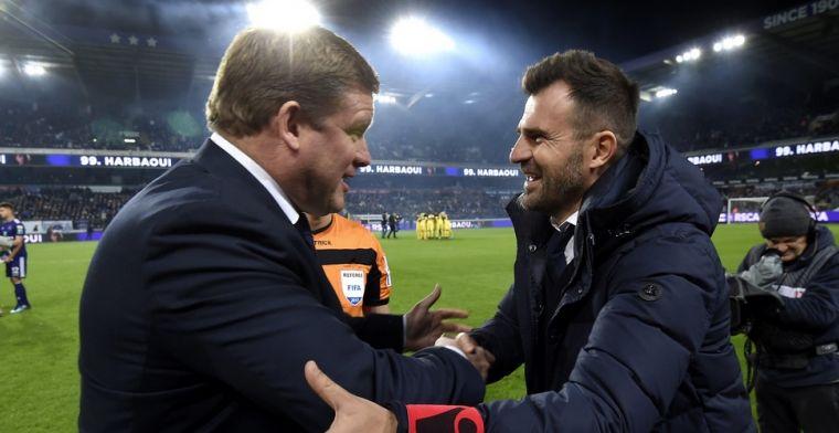 'Anderlecht en Club Brugge strijden om handtekening van aanvaller'
