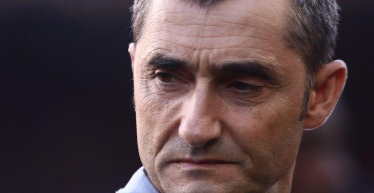 Valverde, sobre la exigencia del Barça: Antes te exigían un título y ahora, dobletes, tripletes