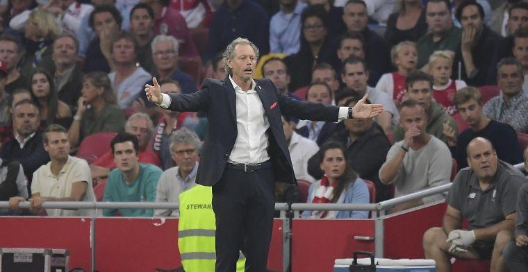 'Preud'homme kan aanvaller nog zien vertrekken naar Spanje'