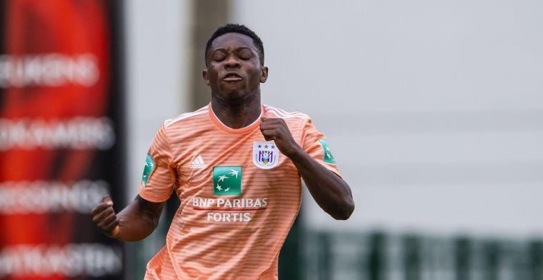 'Heel wat interesse, maar Anderlecht laat spelers niet vertrekken'