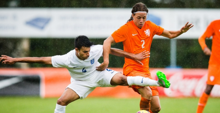 Engels jeugdinternational (20) naar de Eredivisie: Hij kan ongetwijfeld mee