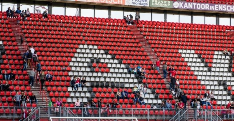 FC Twente maakt rentree in Eerste Divisie: 'Korbach zei: en nu gaan we zuipen'