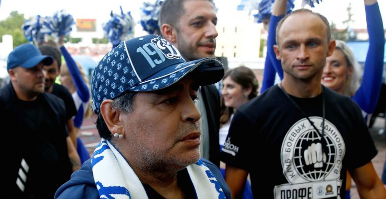 BOMBAZO | Maradona le recomienda a Messi que no juegue más con Argentina