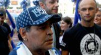 Imagen: BOMBAZO | Maradona le recomienda a Messi que no juegue más con Argentina