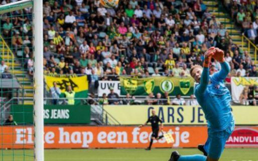 Afbeelding: 'Toekomstig doelman Oranje' blij met compliment Verbeek: 'Mooi als hij dat zegt'
