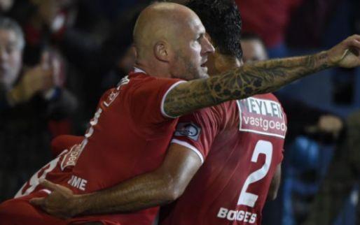 Afbeelding: Van Damme en Bölöni gaan in conflict:
