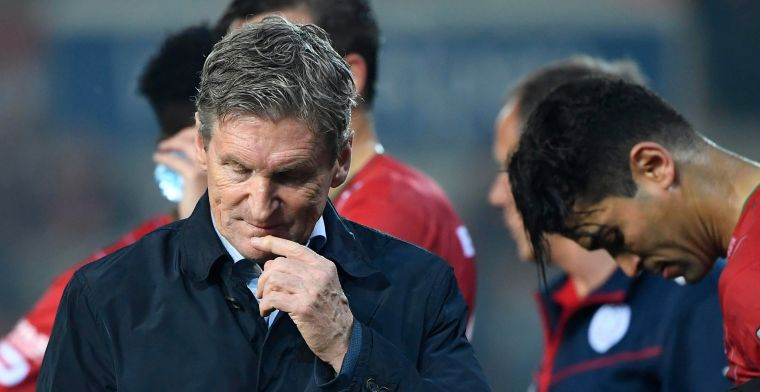 OPSTELLING: Cercle Brugge en Zulte Waregem spelen West-Vlaamse derby