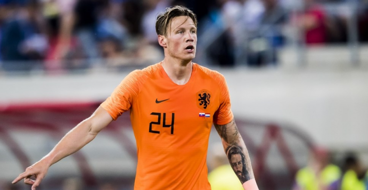 Weghorst wil Liverpool-droom afdwingen: 'Dan denk ik dat die kans er komt'