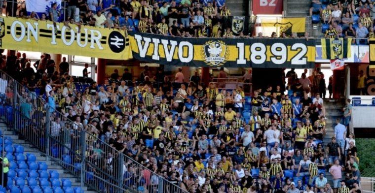 Luguber verhaal uit Nederland: Vitesse-fan verliest vinger in Zwitserland