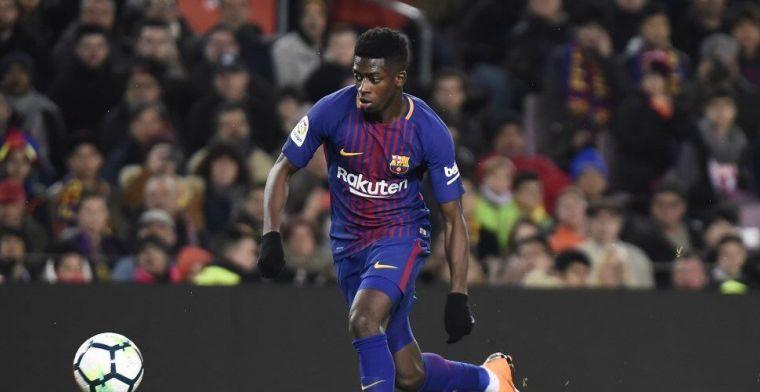 'Ontmoeting tussen voorzitters Barça en PSG: clubs open voor dubbeldeal'