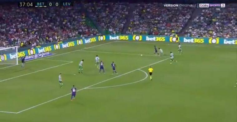 VÍDEO | Roger hizo el primer gol de LaLiga 2018/2019