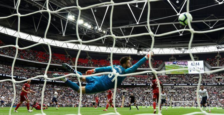 Spurs pakken voor even koppositie, eerste driepunter voor Brands en co
