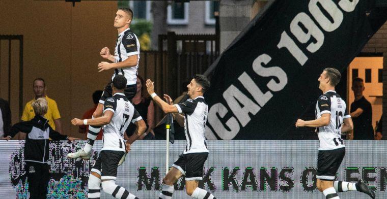 Spektakelstuk in Almelo: Heracles verslaat ADO met 4-2