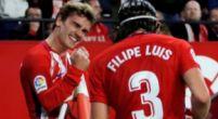 Imagen: Filipe Luis volverá al once inicial contra el Valencia