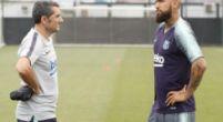"""Imagen: Valverde: """"Vidal debe acostumbrarse a nuestra forma de jugar"""""""