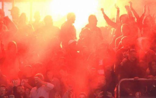 """Afbeelding: Supporters Antwerp houden zich niet in tegen Club: """"Smaakloos én onrespectvol!"""""""