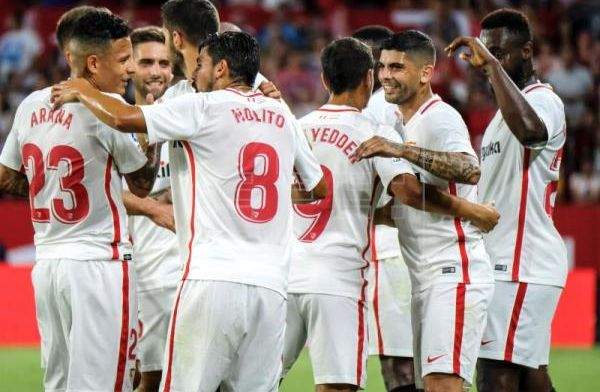 ALINEACIONES   Rayo Vallecano y Sevilla con todo a por la primera victoria