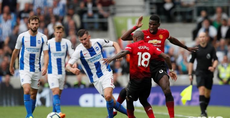 Scorende Lukaku kan verrassende nederlaag van Man Utd niet voorkomen