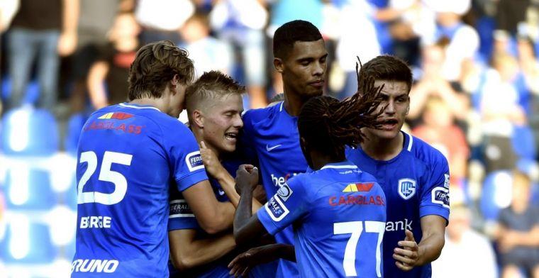 Samatta zorgt voor Genkse winst na spektakelmatch tegen Charleroi
