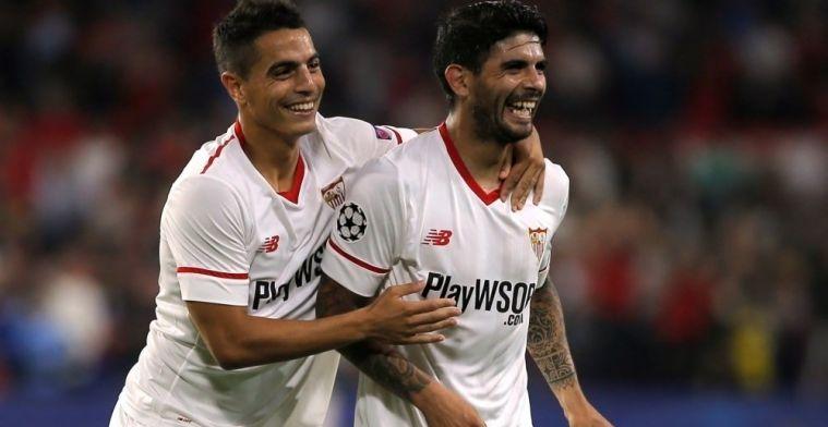 CRÓNICA | El Sevilla destroza el retorno a Primera del Rayo