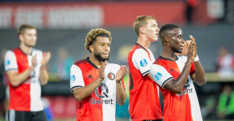 'Crisis' bij Feyenoord: 'Mensen lekten naar de pers. Boëtius misdroeg zich'