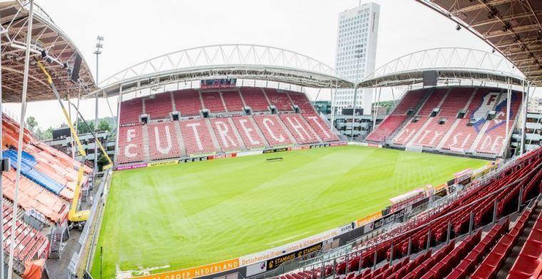 Weerman Utrecht tegen Verbeek: 'Je mag zo in ieder geval je vest uitdoen'