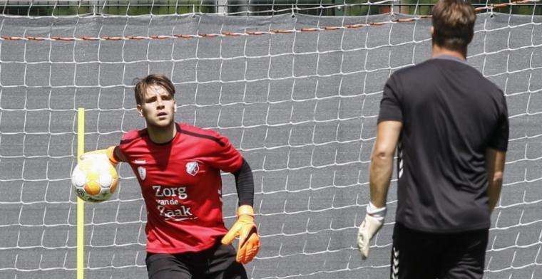 LIVE-discussie: FC Utrecht speelt met derde doelman en haalt defensie overhoop