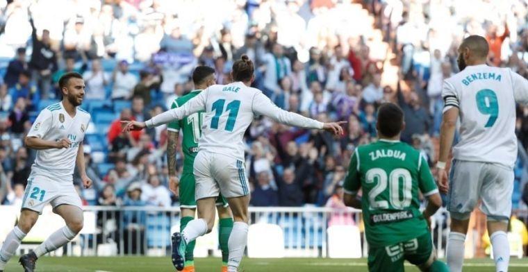 El Real Madrid busca pichichi dentro de la BBA