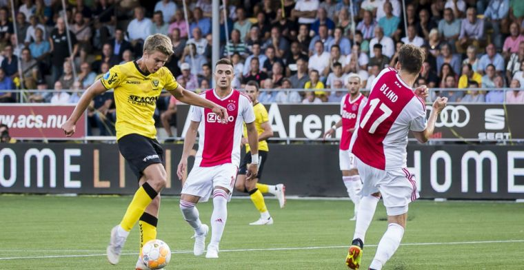 VVV-goal afgekeurd na 'dramatisch verdedigen': 'Hij kon nooit meer bij de bal'