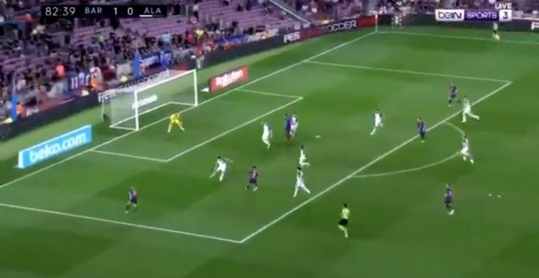 GOL | Coutinho resuelve el partido para el Barça (2-0)