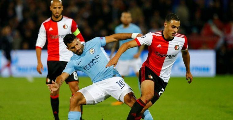 Van Bronckhorst over afwezigheid Amrabat: 'Hij wil liefst weg bij Feyenoord'