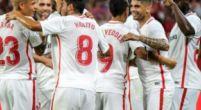 Imagen: ALINEACIONES | Rayo Vallecano y Sevilla con todo a por la primera victoria