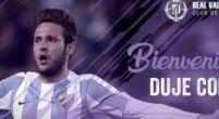 Imagen: OFICIAL | El Valladolid tiene nuevo delantero