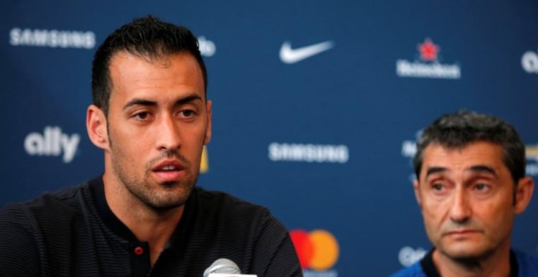 'Busquets tekent nieuw contract bij Barcelona en krijgt flinke salarisverhoging'