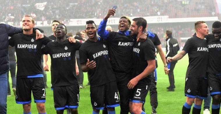 Afscheid bij Club Brugge kwestie van tijd: Ik ben heel blij