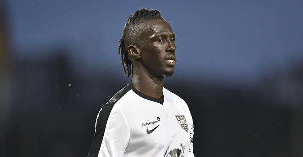'Belgische eersteklasser hoopt op de doelpunten van Mbaye Leye'