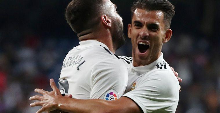 Ceballos pasa página con Cristiano y asegura que Zidane le hizo madurar