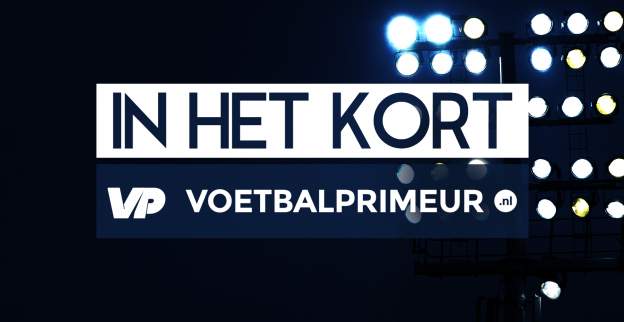 In het kort: Dortmund overleeft 'Krimi', Liverpool wint, scorende Hateboer aan kop