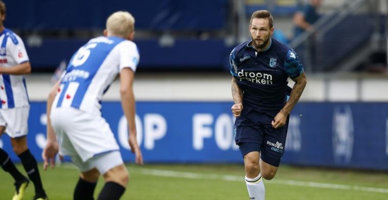 Vitesse gaat voor transfer Matavz liggen: Een vertrek is onbespreekbaar